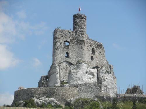 castle history monument