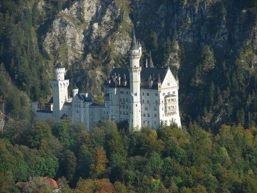 castle kristin aerial view