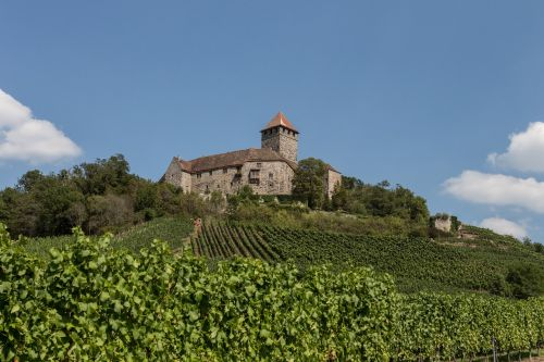 castle middle ages castle lichtenberg