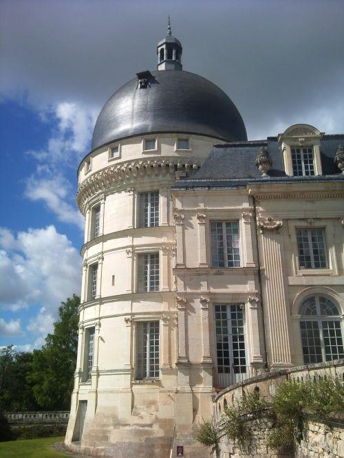 castle valençay château de la loire