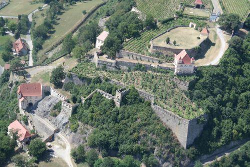 castle riegersburg styria