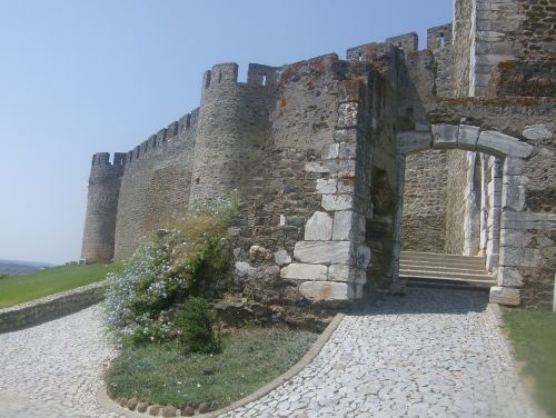 castle history portugal