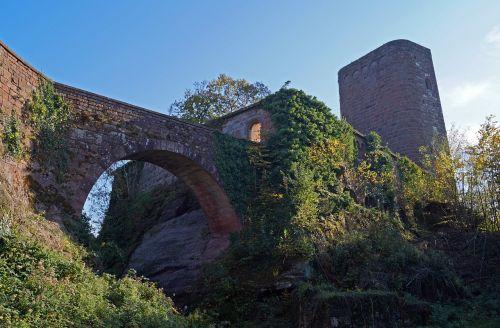 castle ruin france