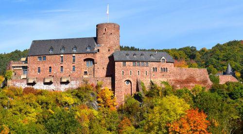 castle middle ages rur