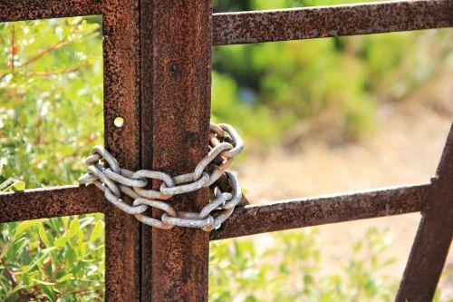 castle closed chain