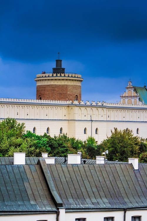 castle lublin lubelskie