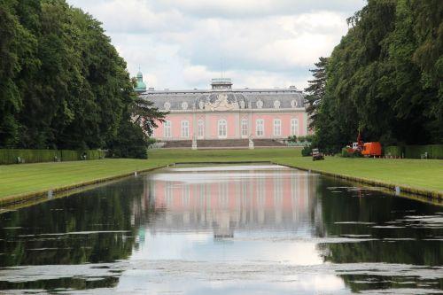 castle benrath düsseldorf benrath