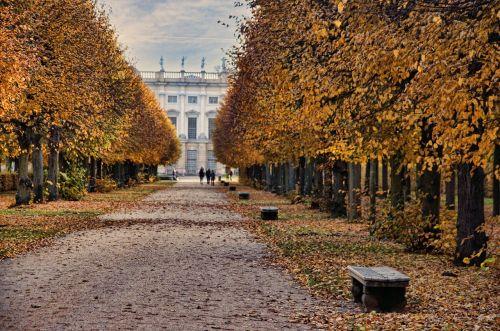 castle charlottenburg castle park berlin