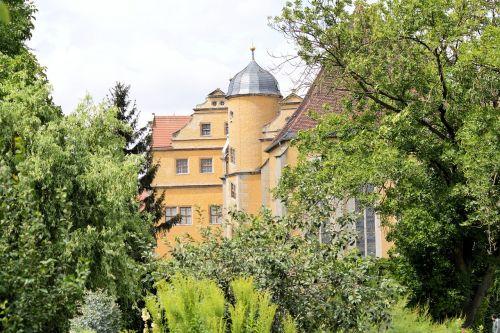 castle church castle germany