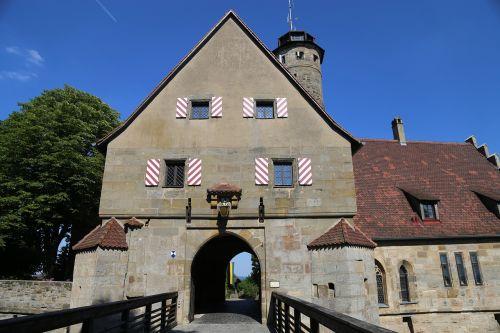 castle gate castle entrance bridge