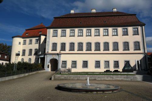 castle großlaupheim laupheim castle