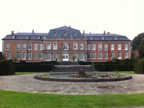 castle hex belgium building