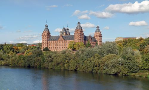 castle johannisburg aschaffenburg palace