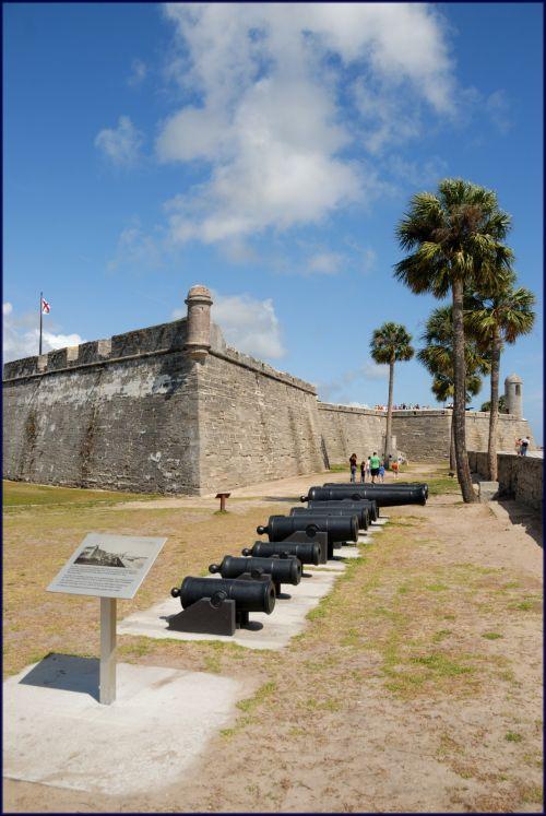 Castle Of San Marcos