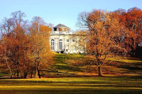 castle richmond  braunschweig  park
