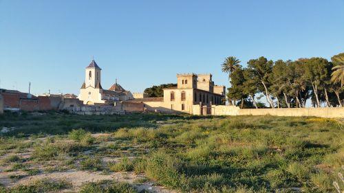 castle ros church balsicas
