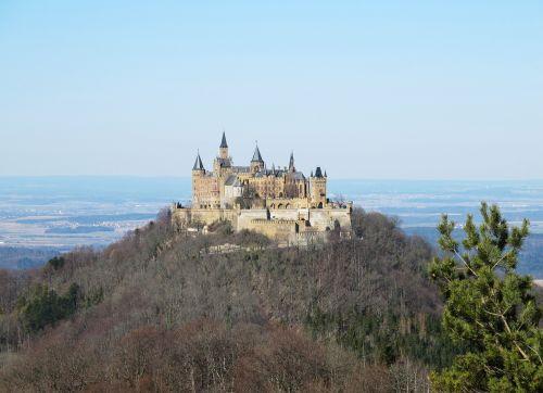 castles hohenzollern castle
