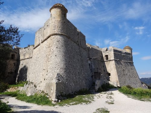 castles former nice
