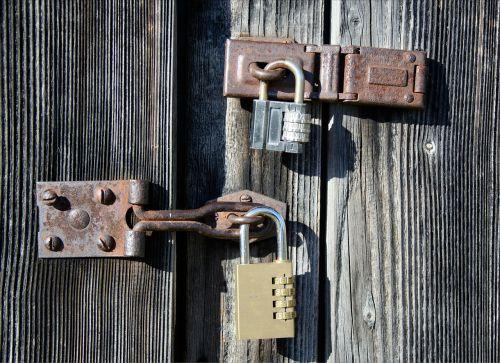 castles security combination lock
