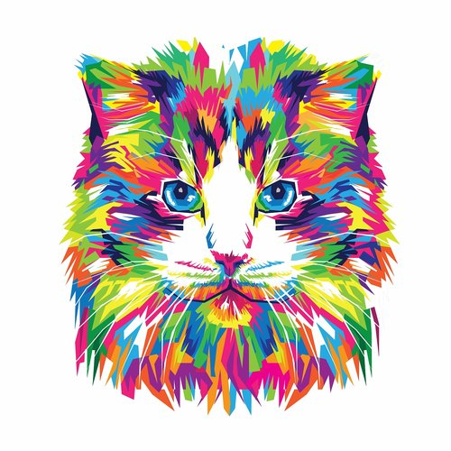 cat  cat vector  vector illustration