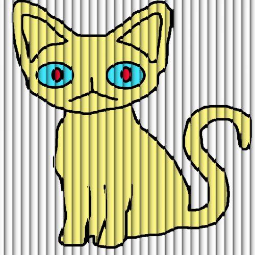 Cat Doodle 2