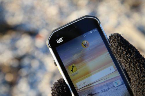 smartphone cat s40 cat