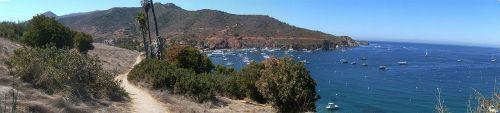 Catalina Island, Two Harbors Trail