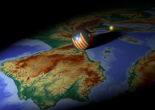 catalonia europe bomb