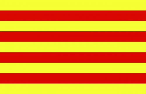 catalunya flag catalan