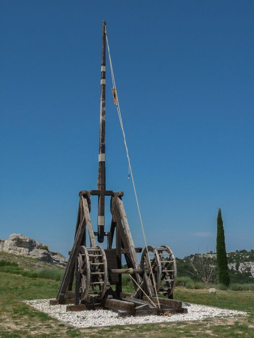 catapult weapon middle ages