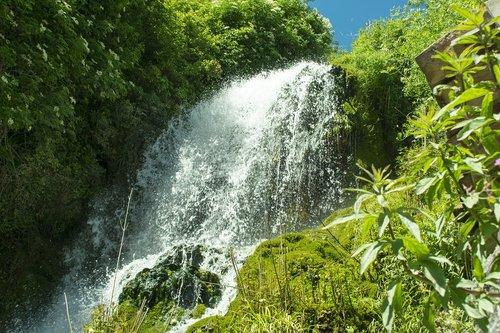cataract  waterfall  river