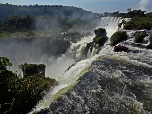 cataratas do iguaçu brazil waterfall