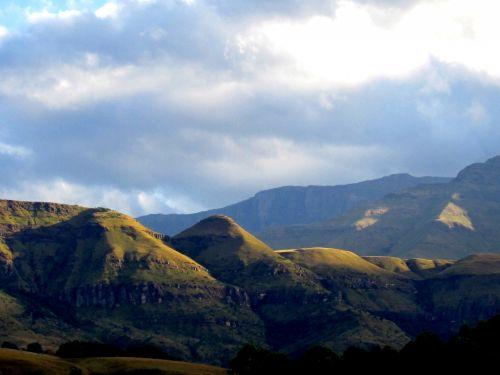 Catching The Sun, Drakensberg