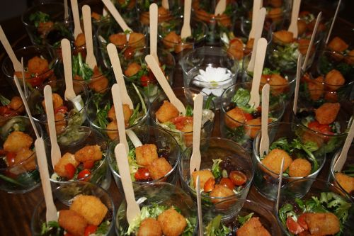 catering food trencaclosques