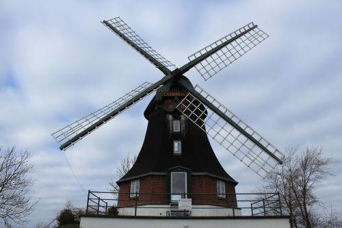 catharina mill windmill wing
