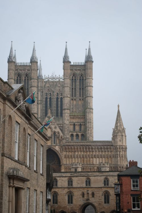 cathedral lincoln historic