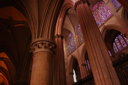 cathedral fance le mans