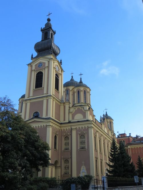 cathedral church nativity of the theotokos