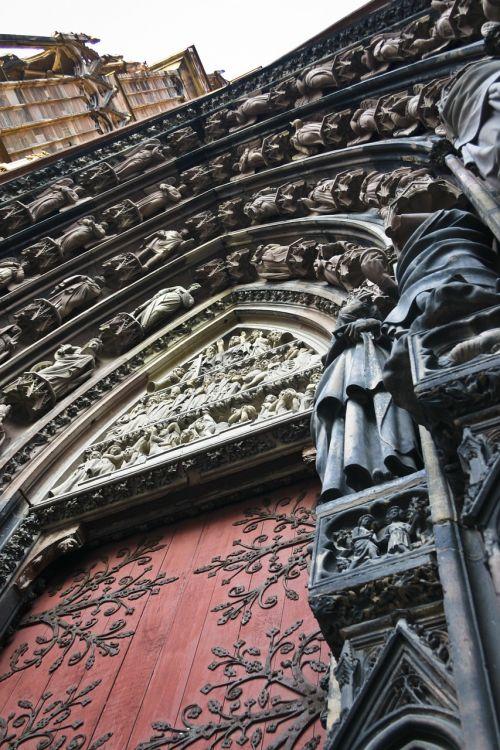 cathedral strasbourg alsace