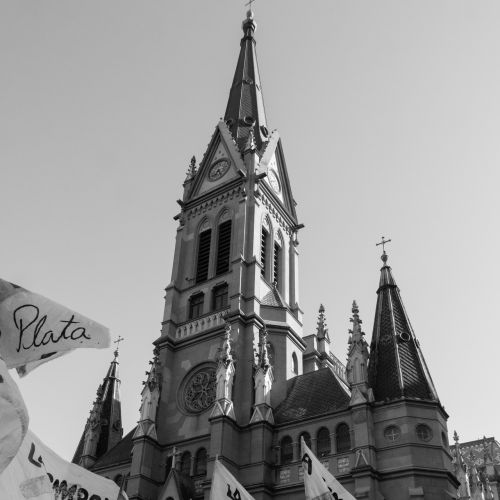 cathedral mar del plata march
