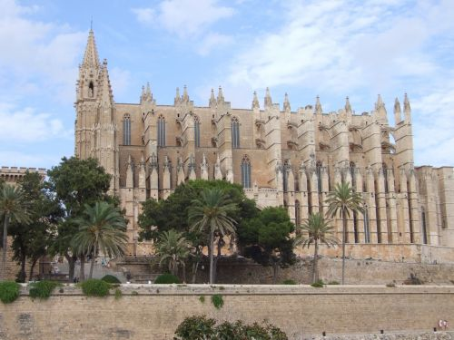 cathedral palma de mallorca churches