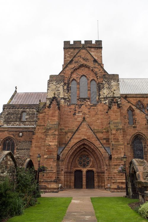 cathedral carlisle episcopal see
