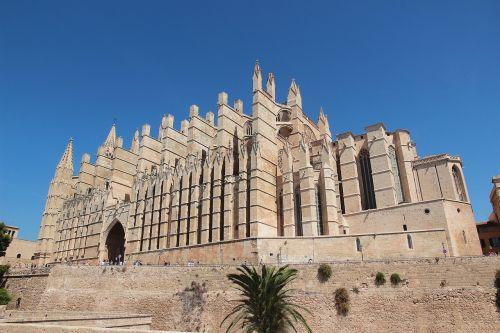 cathedral la palma gothic