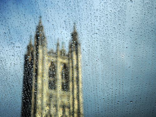 cathedral rain tower
