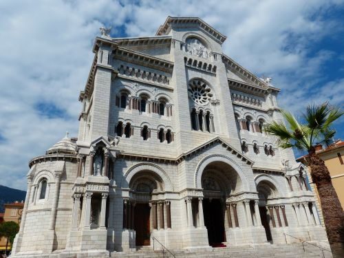 cathedral notre dame immaculée monaco
