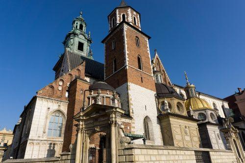 cathedral wawel royal castle wawel
