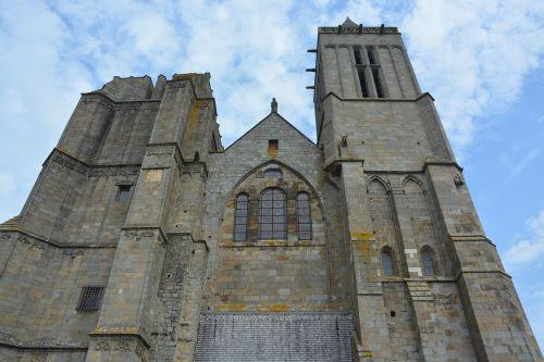 cathedral saint samson of dol de bretagne old cathedral catholic