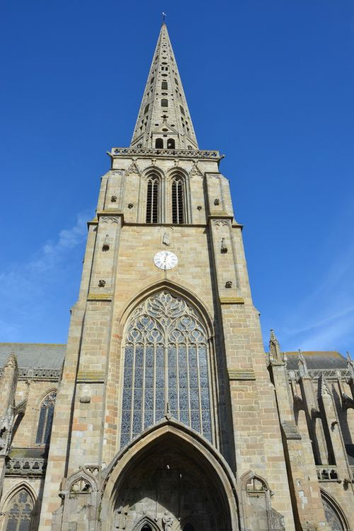 cathedral bell tower architecture