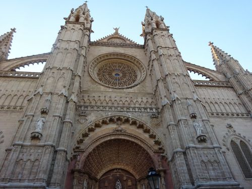 cathedral palma the seo
