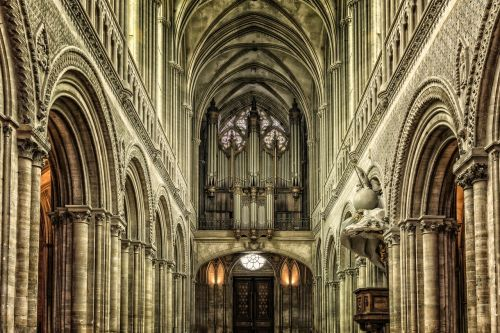 cathedral france notre-dame